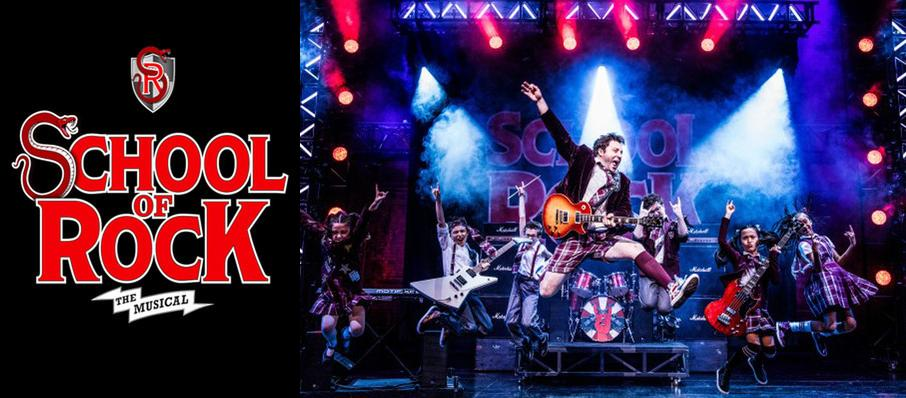 School of Rock at Fabulous Fox Theater