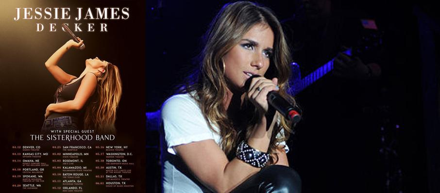 Jessie James Decker at Buckhead Theatre