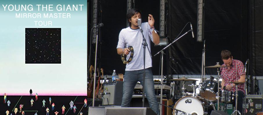 Young The Giant at Chastain Park Amphitheatre