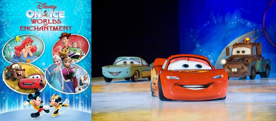 Disney On Ice: Worlds of Enchantment at Infinite Energy Arena