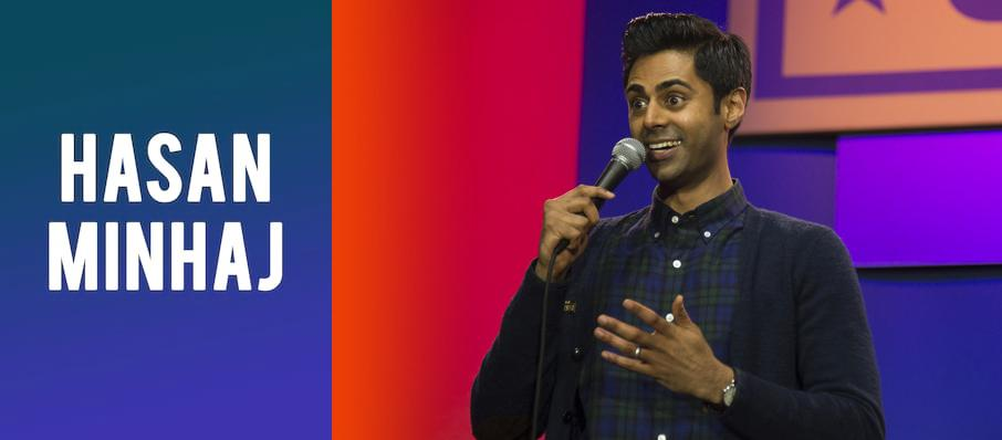 Hasan Minhaj at Tabernacle