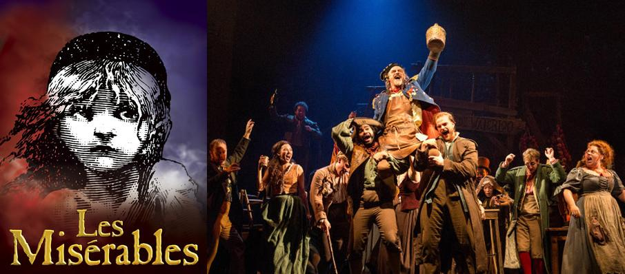 Les Miserables at Fabulous Fox Theater