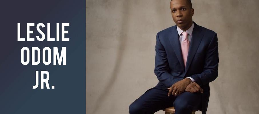 Leslie Odom Jr. at Variety Playhouse