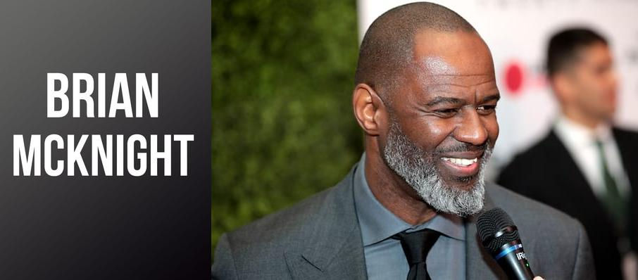 Brian McKnight at City Winery - Atlanta