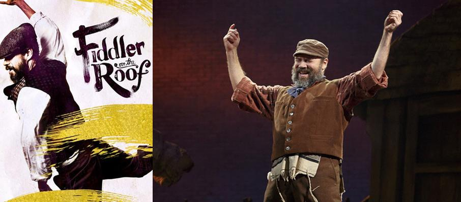 Fiddler on the Roof at Fabulous Fox Theater