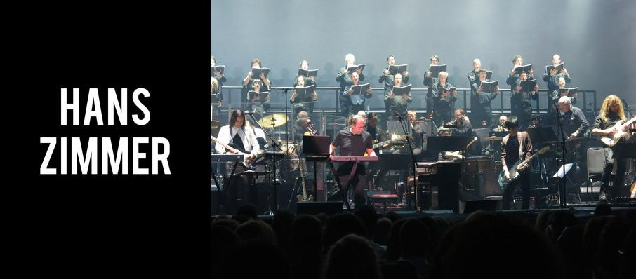 Hans Zimmer at Verizon Wireless Amphitheatre