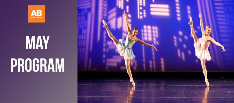 Atlanta Ballet - May Program at Cobb Energy Performing Arts Centre