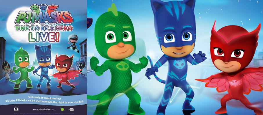 PJ Masks Live! Time To Be A Hero at Fabulous Fox Theater