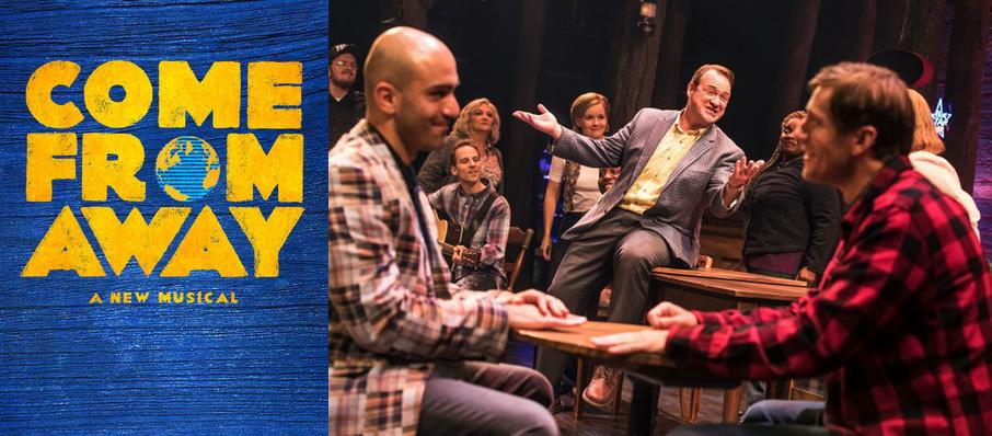 Come From Away at Fabulous Fox Theater