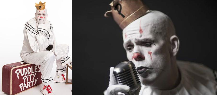 Puddles Pity Party at Fabulous Fox Theater