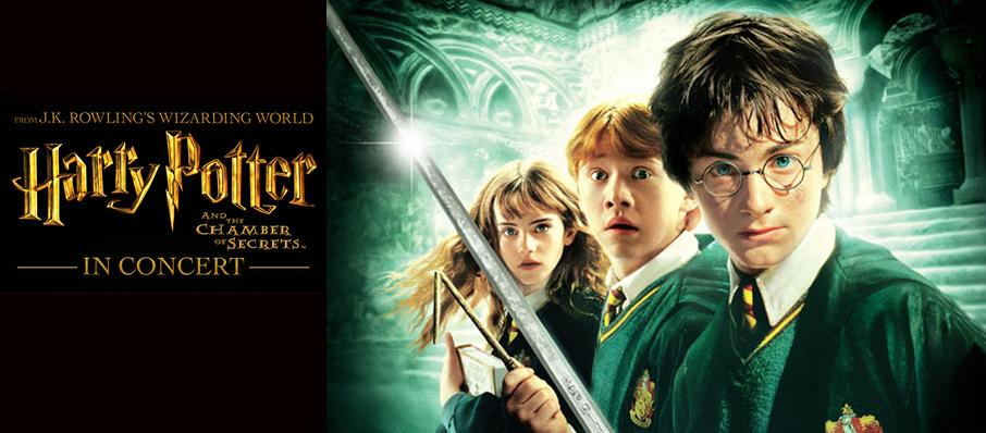 Film Concert Series - Harry Potter and The Chamber of Secrets at Atlanta Symphony Hall