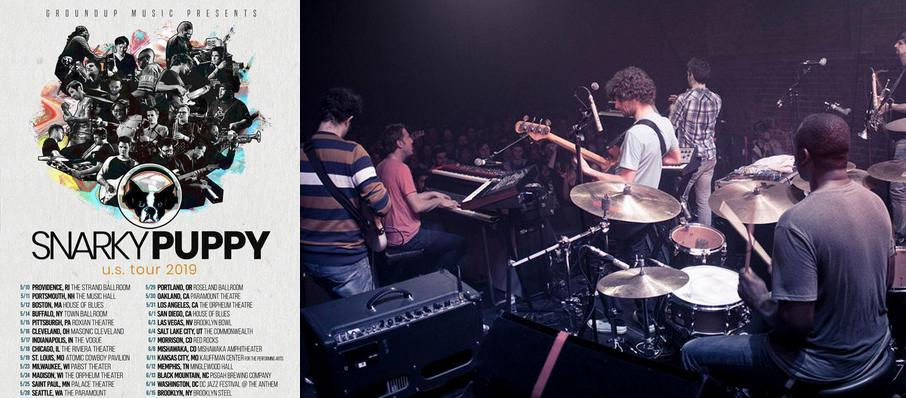 Snarky Puppy at Tabernacle