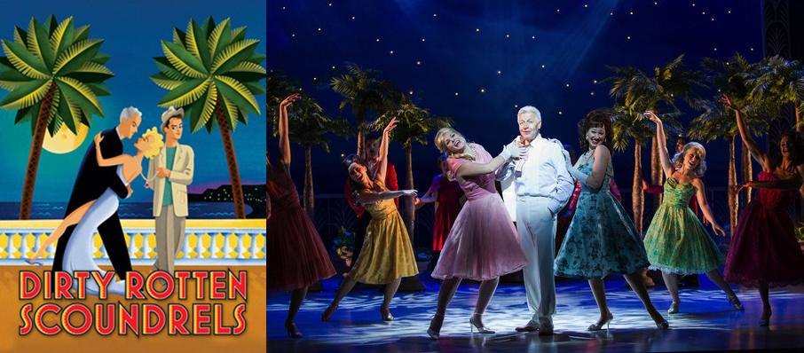 Dirty Rotten Scoundrels at Jennie T. Anderson Theatre