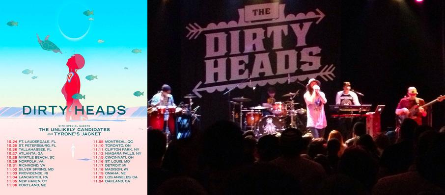 Dirty Heads at Tabernacle