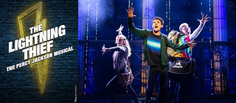 The Lightning Thief: The Percy Jackson Musical at Cobb Energy Performing Arts Centre