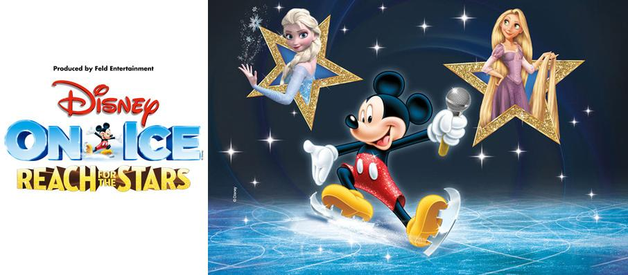 Disney On Ice: Reach For The Stars at Infinite Energy Arena