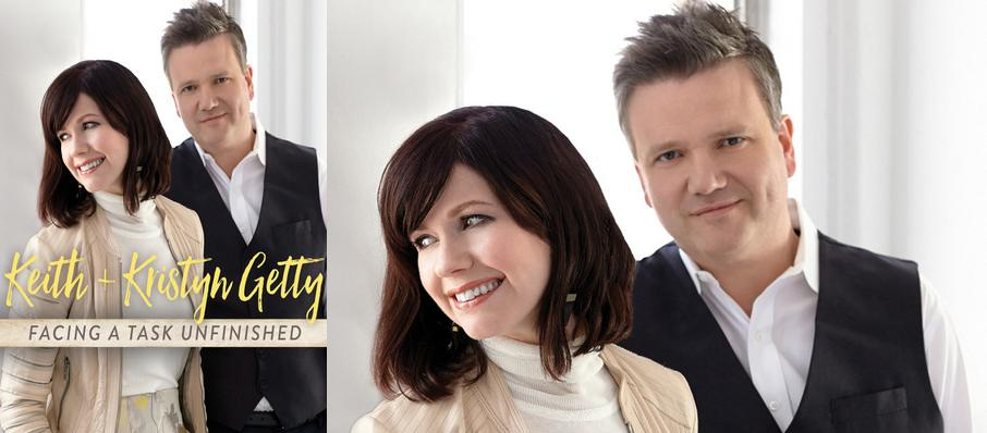 Keith and Kristyn Getty at Fabulous Fox Theater