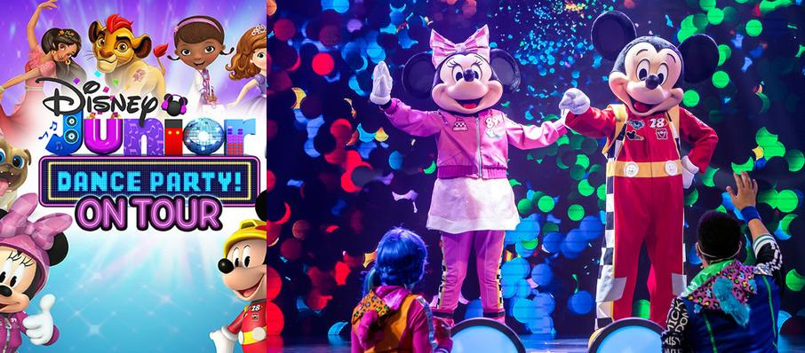 Disney Junior Live: Dance Party at Fabulous Fox Theater