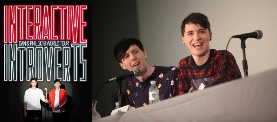 Dan and Phil at Fabulous Fox Theater