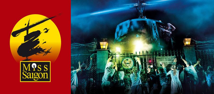 Miss Saigon at Fabulous Fox Theater