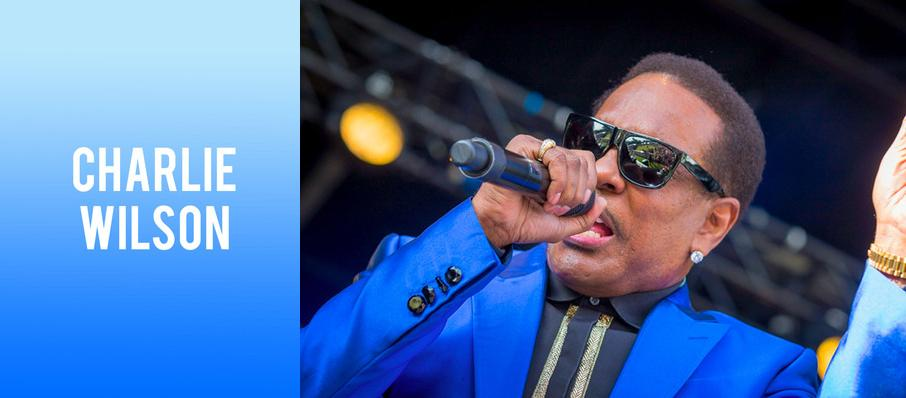 Charlie Wilson at Cobb Energy Performing Arts Centre