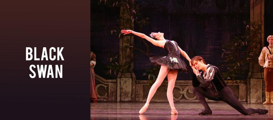 Atlanta Ballet - Black Swan at Cobb Energy Performing Arts Centre
