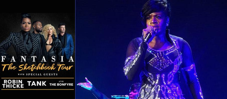 Fantasia Barrino at Fabulous Fox Theater