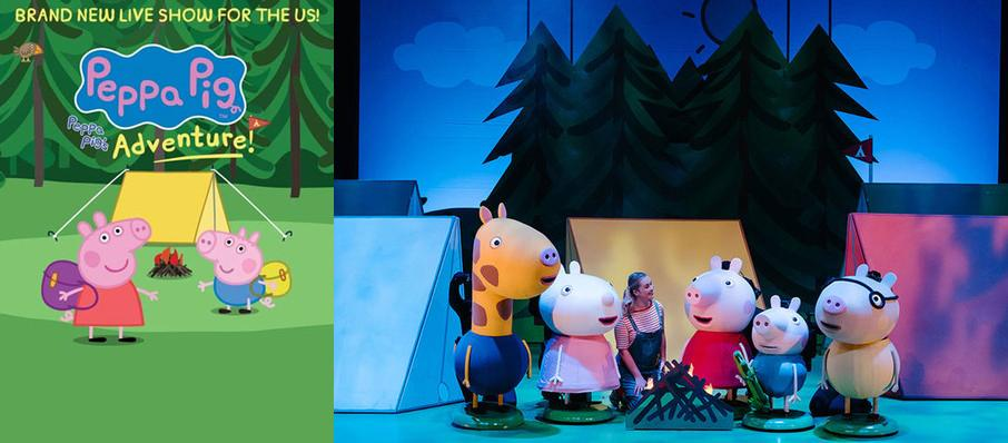 Peppa Pig Live at Fabulous Fox Theater