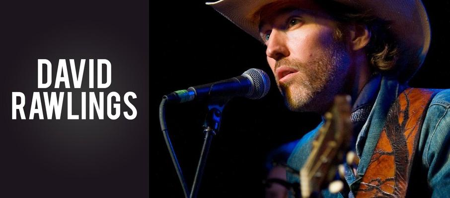 David Rawlings at Variety Playhouse