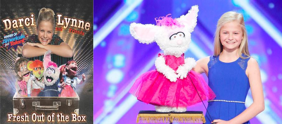 Darci Lynne at Cobb Energy Performing Arts Centre