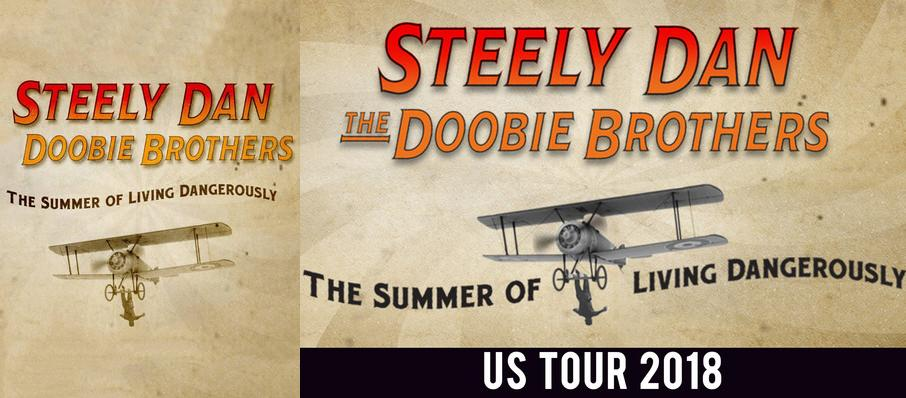 Steely Dan and The Doobie Brothers at Verizon Wireless Amphitheatre