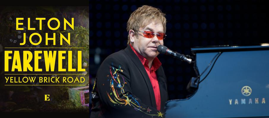 Elton John at Philips Arena