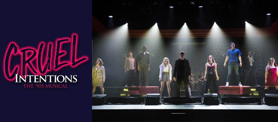 Cruel Intentions: The 90s Musical Experience at Cobb Energy Performing Arts Centre
