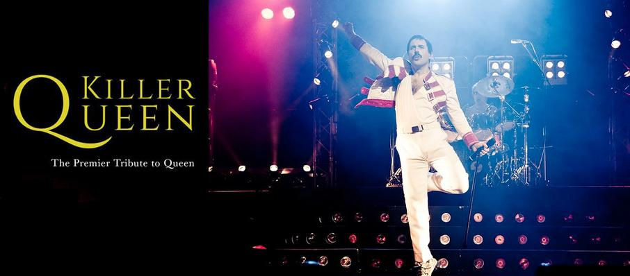 Killer Queen - Tribute to Queen at Jennie T. Anderson Theatre