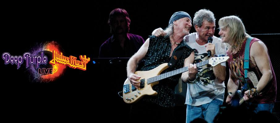 Deep Purple and Judas Priest at Verizon Wireless Amphitheatre