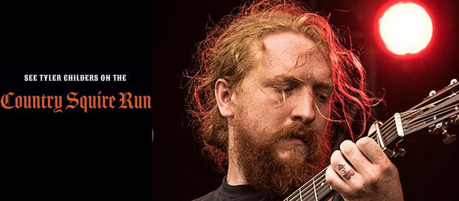 Tyler Childers at Tabernacle