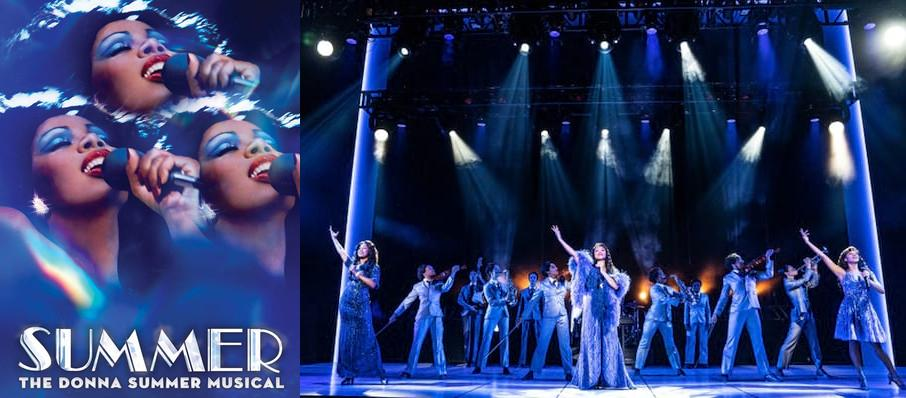 Summer: The Donna Summer Musical at Fabulous Fox Theater