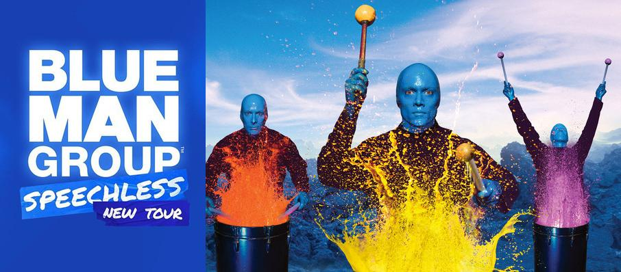 Blue Man Group at Fabulous Fox Theater