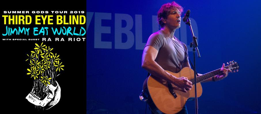 Third Eye Blind and Jimmy Eat World at Chastain Park Amphitheatre