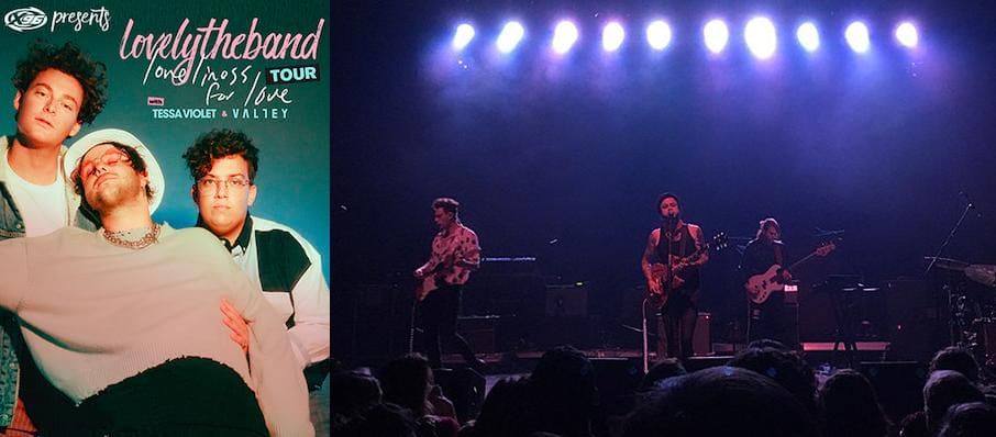 lovelytheband at Buckhead Theatre