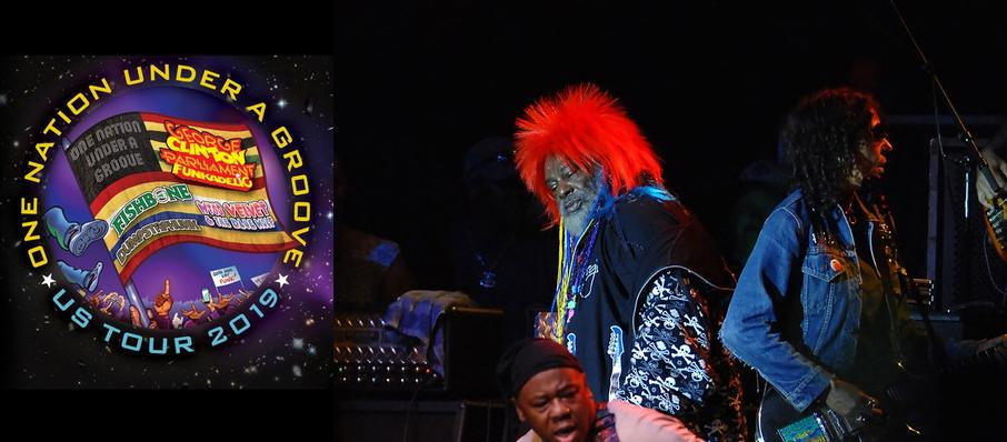 George Clinton and Parliament Funkadelic at Fabulous Fox Theater