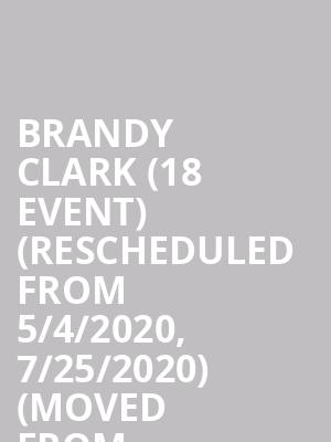 Brandy Clark (18+ Event) (Rescheduled from 5/4/2020, 7/25/2020) (Moved from Terminal West) at Smiths Olde Bar