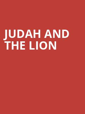Judah and The Lion at Tabernacle
