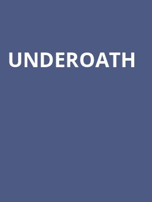 Underoath at Tabernacle