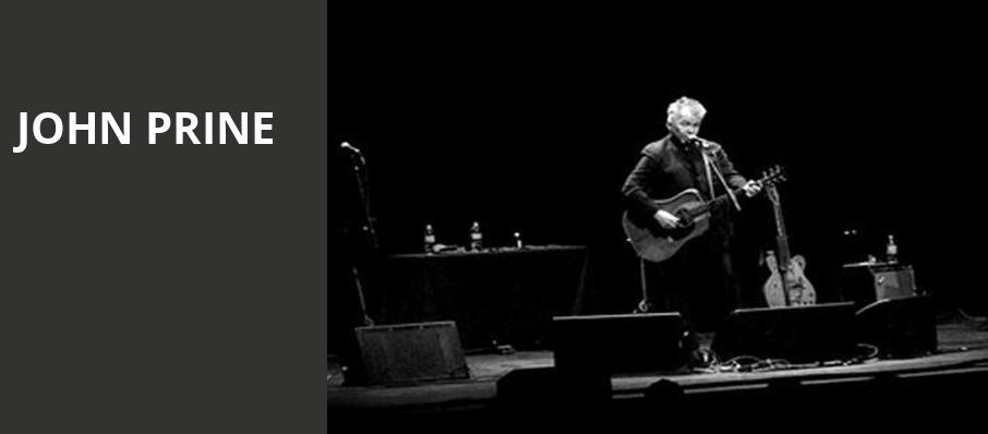 John Prine, Fabulous Fox Theater, Atlanta