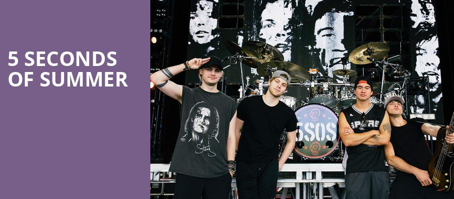 5 Seconds of Summer, Coca Cola Roxy Theatre, Atlanta