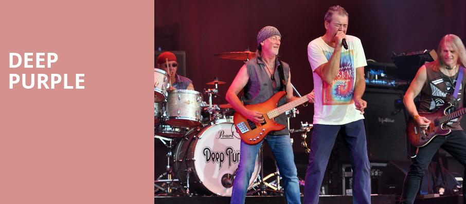 Deep Purple, Coca Cola Roxy Theatre, Atlanta