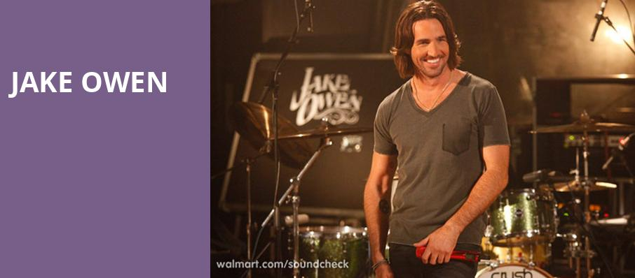 Jake Owen, Miller Theater Augusta, Atlanta