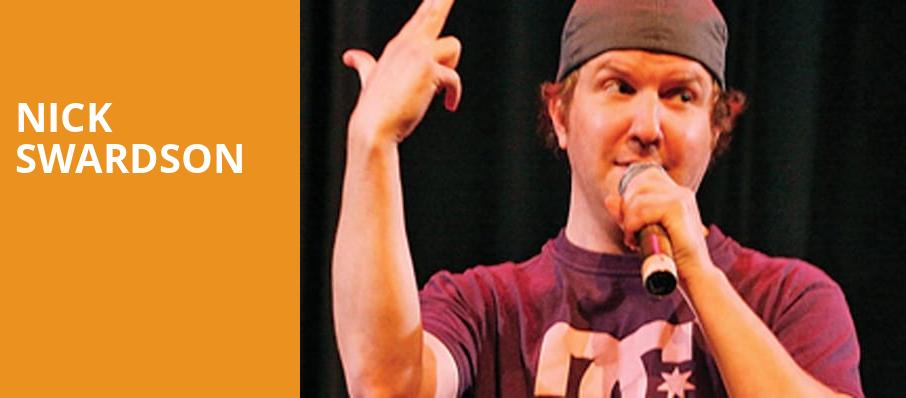Nick Swardson, Tabernacle, Atlanta