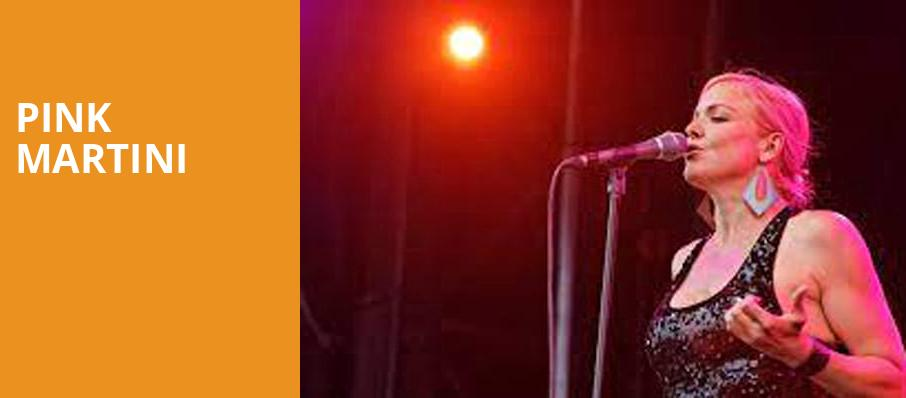 Pink Martini, Variety Playhouse, Atlanta